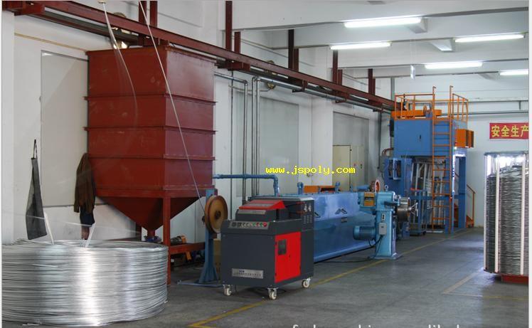 aluminum wire rod breakdown machine